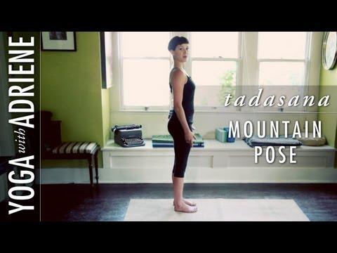 Mountain Pose (Tadasana) - Yoga With Adriene