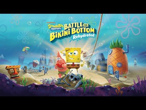 SpongeBob SquarePants: Battle for Bikini Bottom // iOS & Android