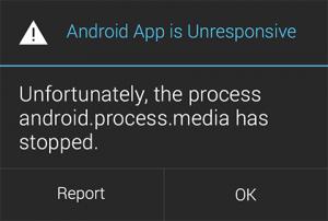 android-crash