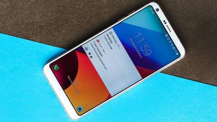 LG G6 Displat better than iPhone X?