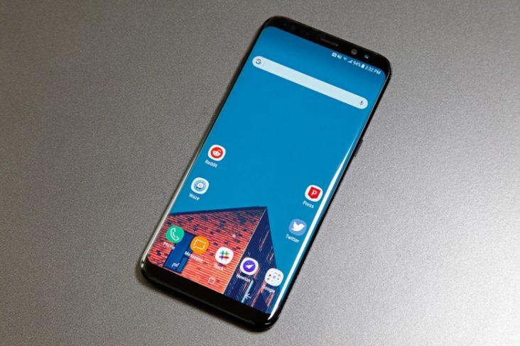 Samsung S8 Bezel Less better than iPhone X.