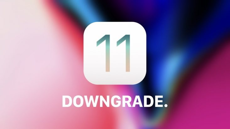 iOS 11 Downgrade