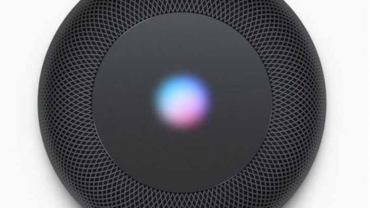HomePod Touch Panel
