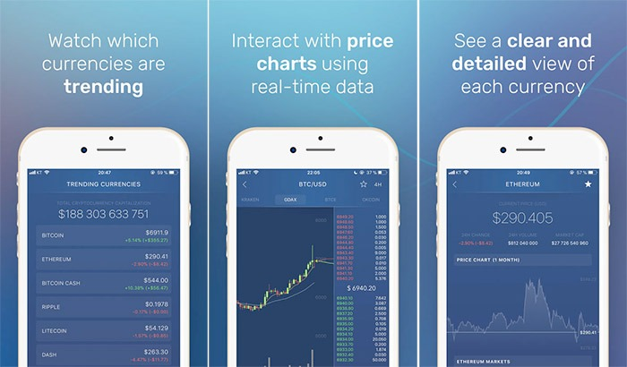 Best mobile app for buying cryptocurrency