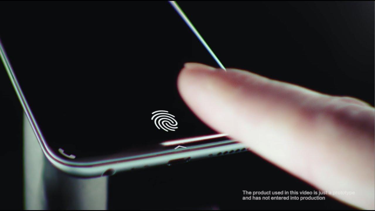CES- Vivo Fingerprint Sensor