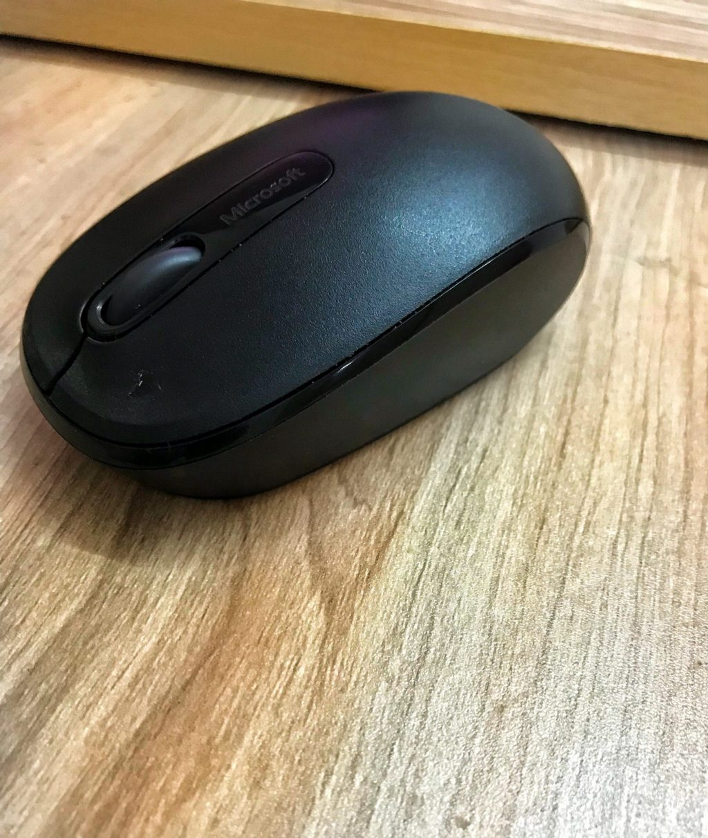 Microsoft Wireless mouse design