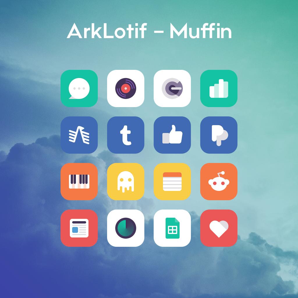 Muffin Theme