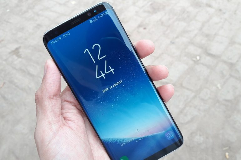 Samsung Gets Official Oreo