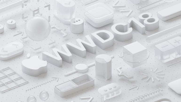 Apple WWDC Event 2018 iOS 12 macOS