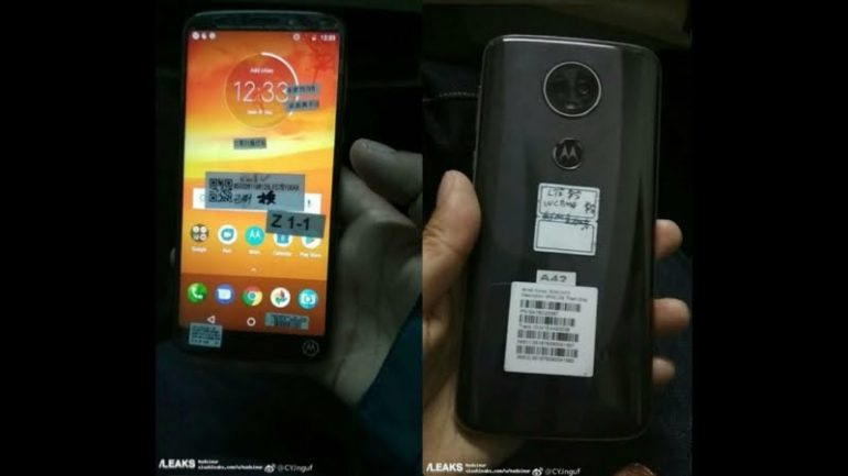 Moto E6 leaked images: Pricing, specifications, release date etc