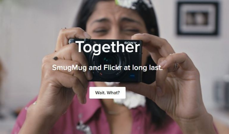 SmugMug acquires Flickr