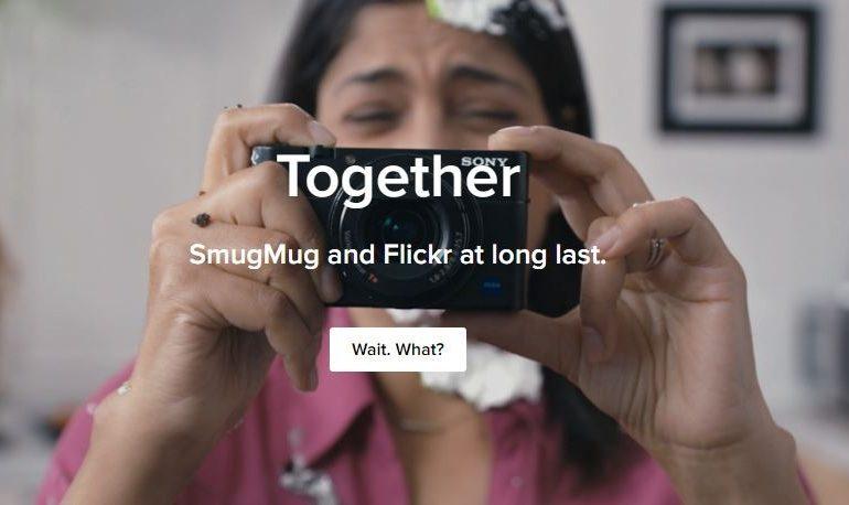 SmugMug acquires Flickr