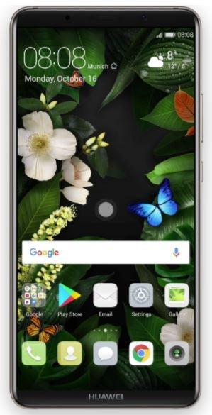 Huawei P20 EMUI 8.0
