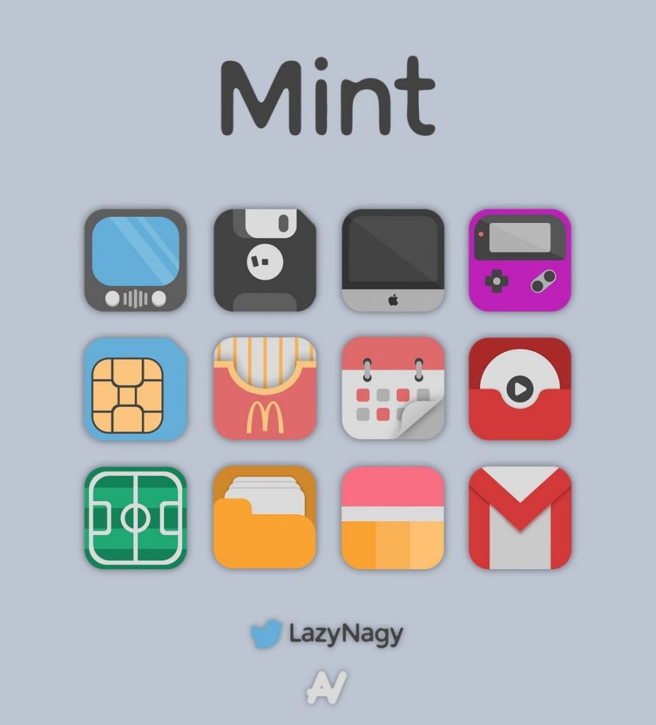 Mint 2 cydia jailbreak theme for Electra jailbreak final version iOS 11