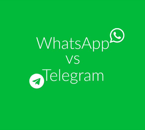 Whatsapp vs Telegram what should you choose.
