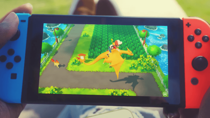 Watch Three new Pokemon games for Nintendo Switch revealed Two are coming in 2018
