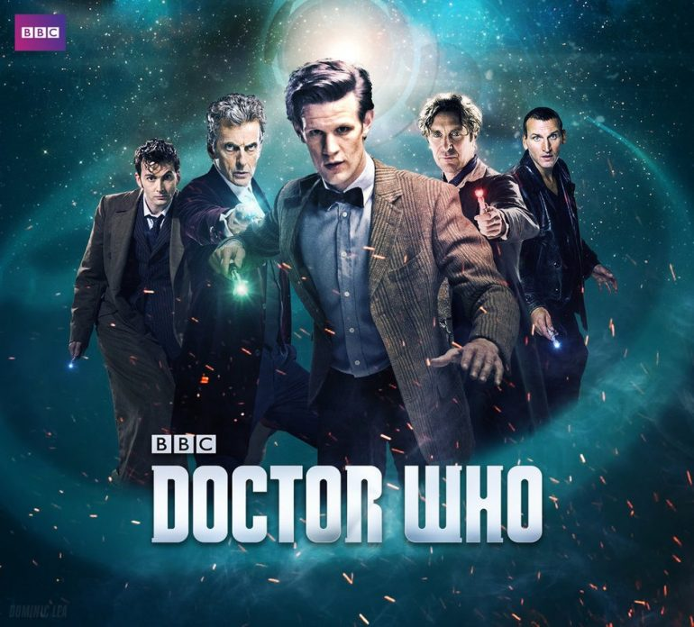 doctor who doctors of our time by dalekdom fanart db3xkzg