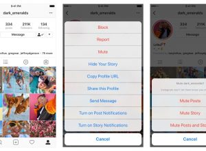 Instagram adds mute functionality
