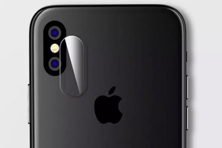 iPhone camera lens cracked