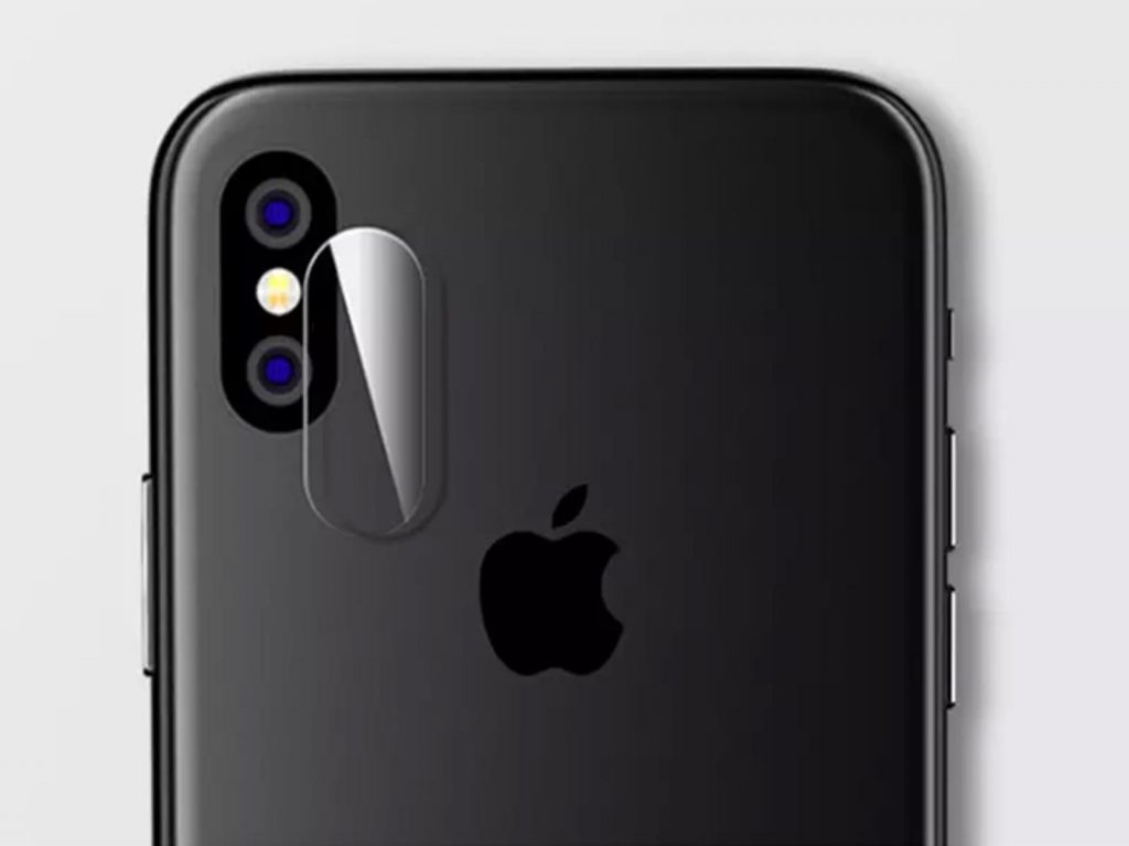 pretty nice c4423 0c58b Users report easily cracking iPhone X camera lenses