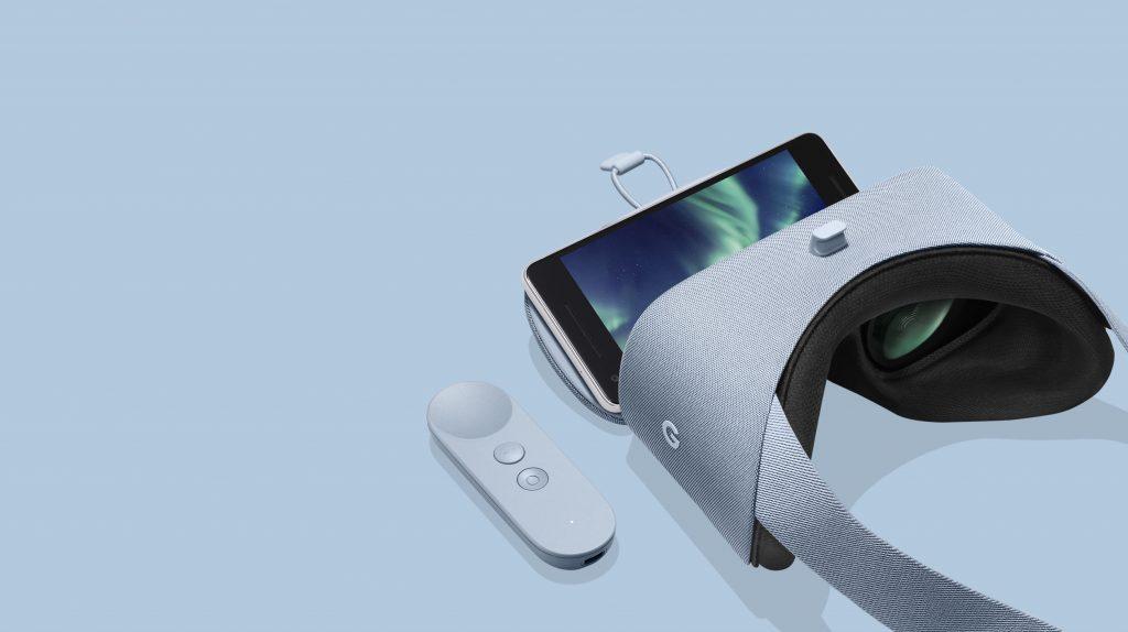 Google Daydream View Best VR headset