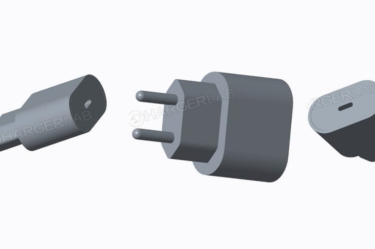 Leaked USB-C Apple Adapter