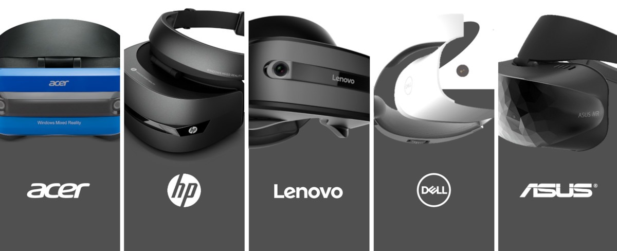 Windows Mixed Reality Best VR Headsets