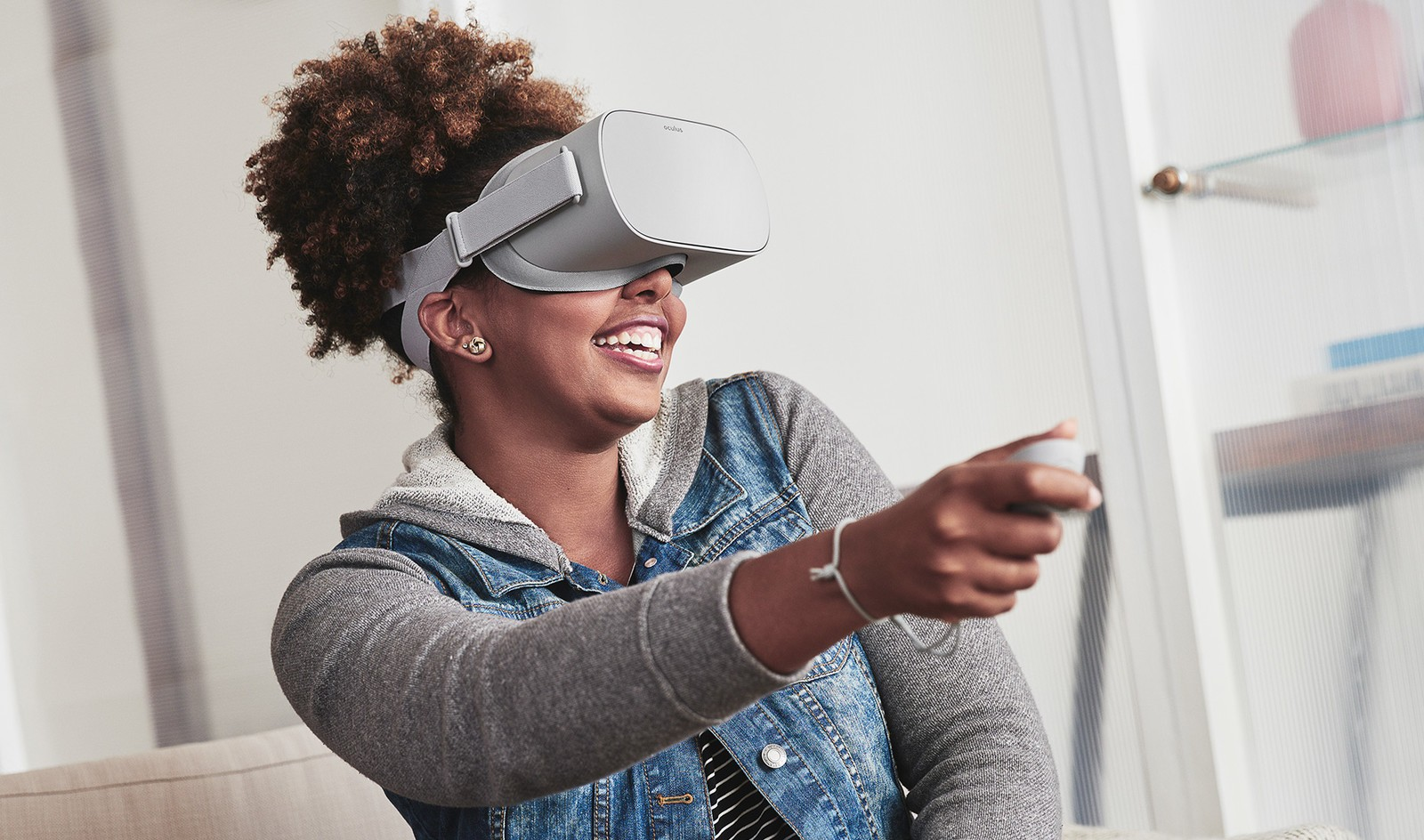 Oculus Go Review: Entry Level VR For The Masses