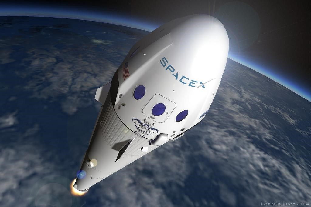 SpaceX market interview.