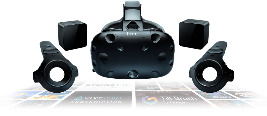 HTC Vive best VR headset