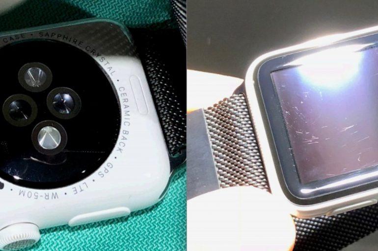 Apple Watch Scratch Lawsuit