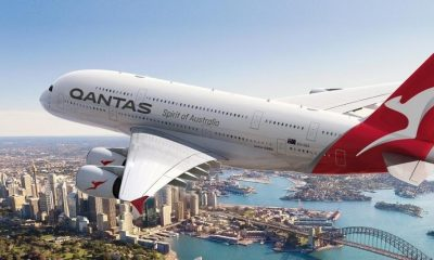 Qantas allowing biometric scanning at Sydney airport