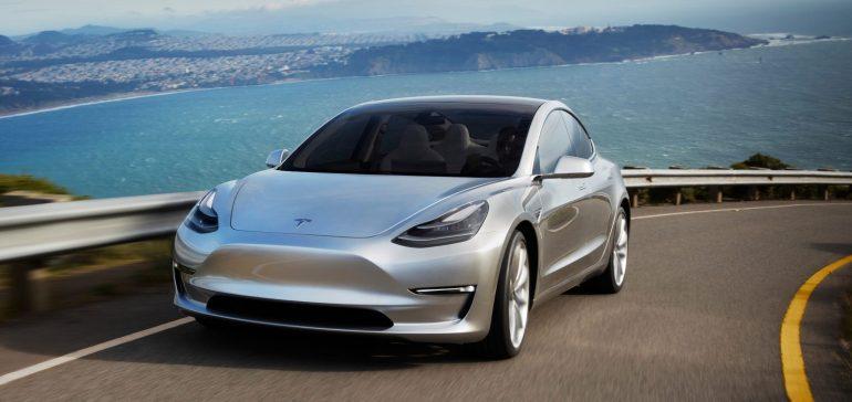 Tesla's new summon feature