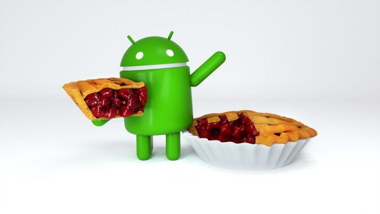 Android P WhiteBackground 1440x810