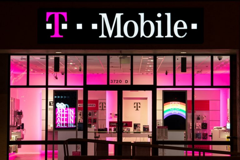 T-Mobile gets hacked.