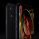 Black iPhone XR