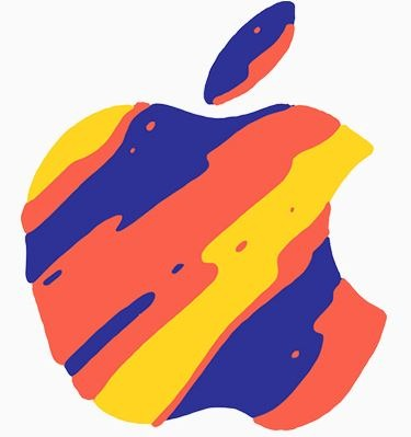 Apple Event invitation art 2