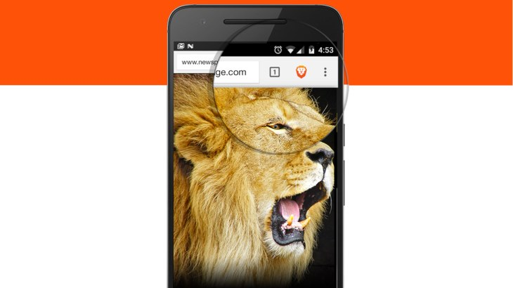 Brave for Android