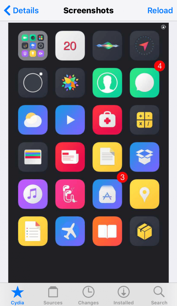 Echo jailbreak theme!