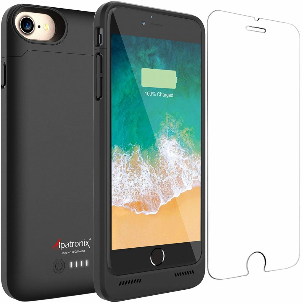 Alpatronix Battery case for iPhone 7