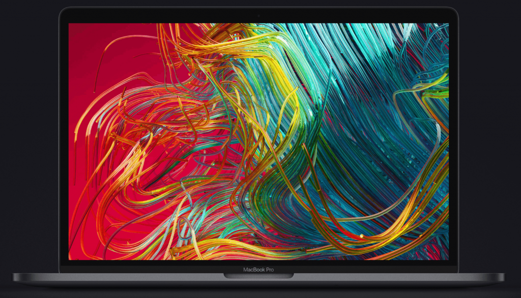 MacBook Pro Colorful