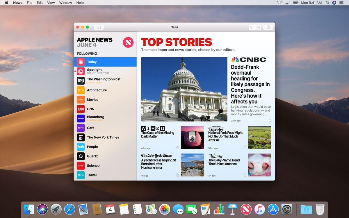 News App- Marzipan
