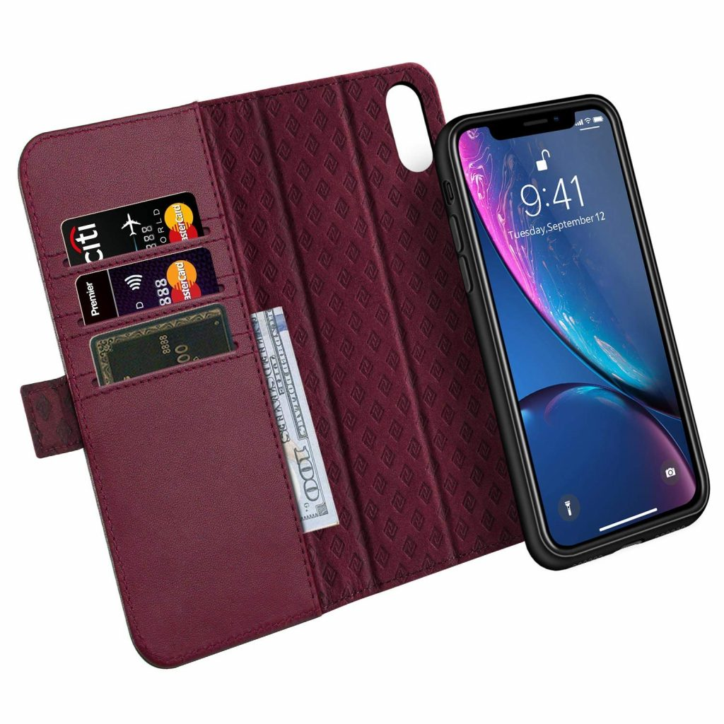 Zover Detachable Folio cum wallet case