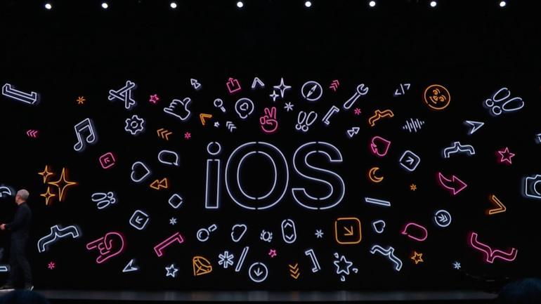 WWDC 2019 iOS 13 Mural