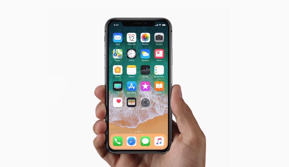 iPhone X 6 1