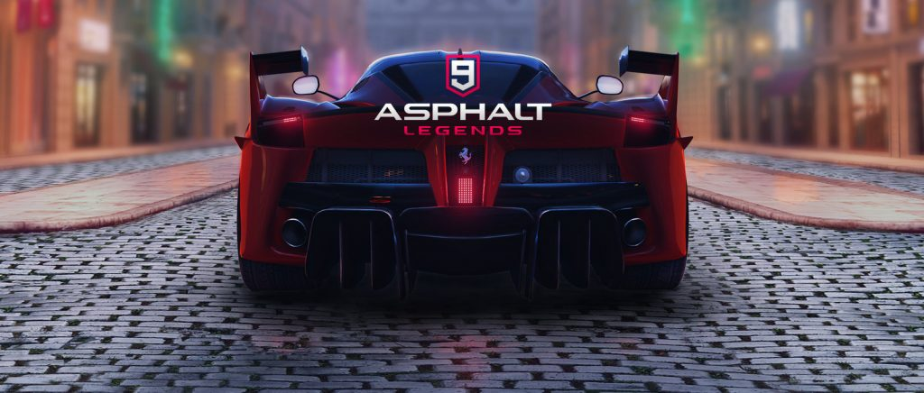 Asphalt 9 1
