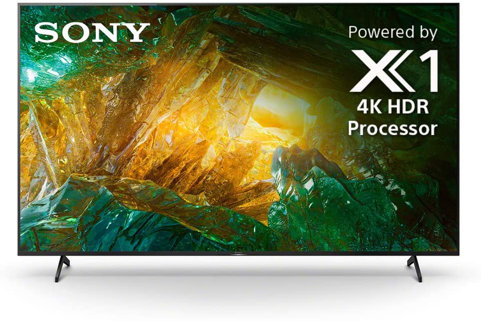 Sony TV Front