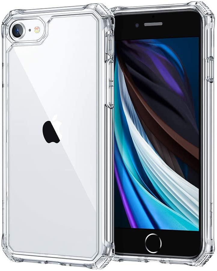 Transparent Case for iPhone SE 2
