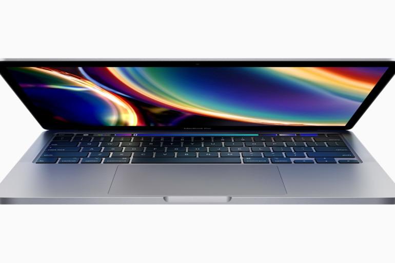 Apple macbookpro 13 inch screen 05042020