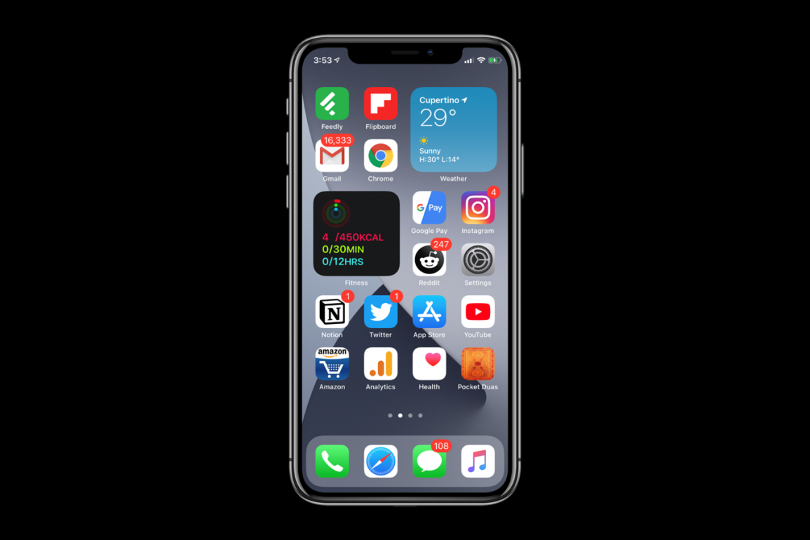 How to add widgets to the home screen on iOS 11